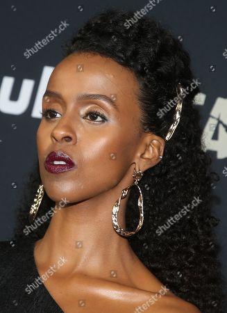 Stock Picture of Yusra Warsama