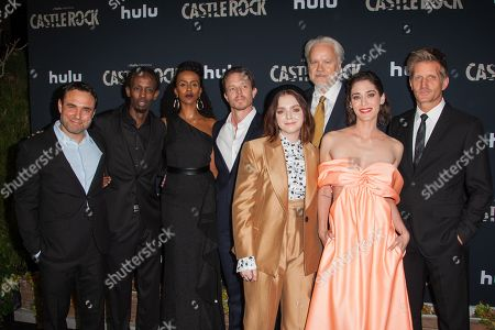 Editorial image of 'Castle Rock' TV Show, Season 2 premiere, AMC Sunset 5, Los Angeles, USA - 14 Oct 2019