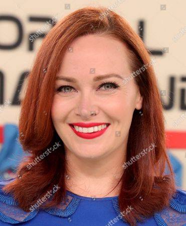 Editorial photo of 'For All Mankind' TV show premiere, Arrivals, Regency Village Theatre, Los Angeles, USA - 15 Oct 2019
