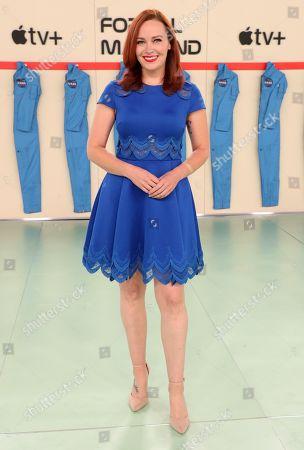 Stock Picture of Alicia Malone