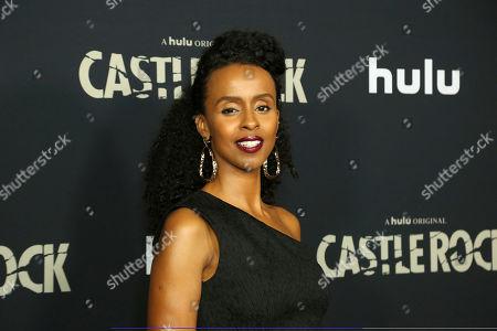 "Editorial photo of LA Premiere of ""Castle Rock"" Season 2, West Hollywood, USA - 14 Oct 2019"