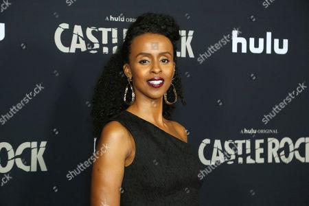 "Editorial image of LA Premiere of ""Castle Rock"" Season 2, West Hollywood, USA - 14 Oct 2019"