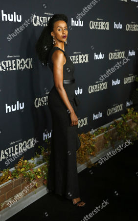 """Editorial picture of LA Premiere of """"Castle Rock"""" Season 2, West Hollywood, USA - 14 Oct 2019"""