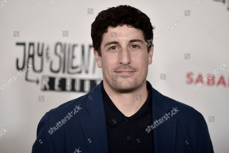 """Jason Biggs attends a special Screening of """"Jay and Silent Bob Reboot"""" at the TCL Chinese Theatre, in Los Angeles"""