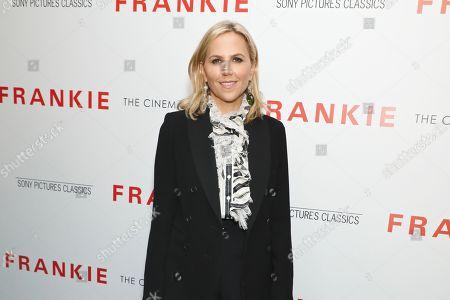 Editorial photo of 'Frankie' film screening, Arrivals, Metrograph, New York, USA - 14 Oct 2019