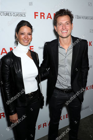 Stock Picture of Peter Cincotti and guest