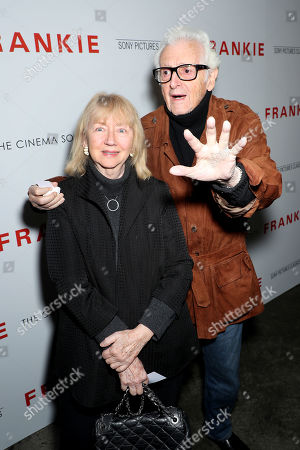 """Editorial photo of Sony Pictures Classics & The Cinema Society Host a Special Screening of """"FRANKIE"""", New York, USA - 14 Oct 2019"""