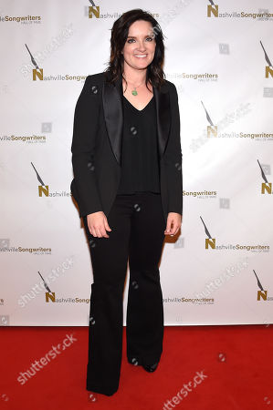 Editorial picture of 49th Anniversary Nashville Songwriters Hall of Fame Gala, Arrivals, Nashville, USA - 14 Oct 2019