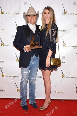 Dwight Yoakam and Emily Joyce