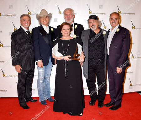 Editorial photo of 49th Anniversary Nashville Songwriters Hall of Fame Gala, Arrivals, Nashville, USA - 14 Oct 2019