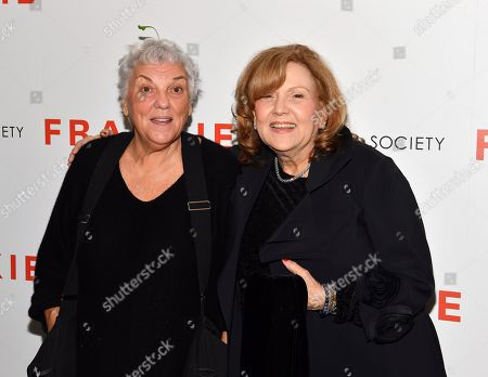 Stock Picture of Tyne Daly, Brenda Vaccaro