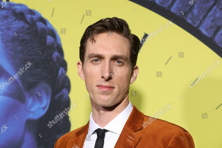 """Dustin Ingram attends the """"Watchmen"""" premiere at the Cinerama Dome on in Los Angeles"""