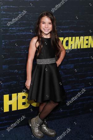 "Editorial photo of LA Premiere of ""Watchmen"", Los Angeles, USA - 14 Oct 2019"