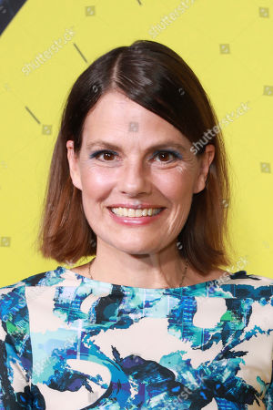 """Suzanne Cryer attends the """"Watchmen"""" premiere at the Cinerama Dome on in Los Angeles"""