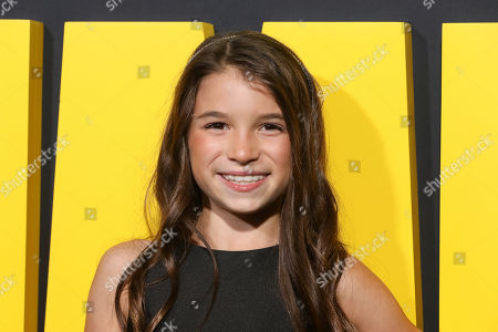 """Stock Photo of Lily Rose Smith attends the """"Watchmen"""" premiere at the Cinerama Dome on in Los Angeles"""