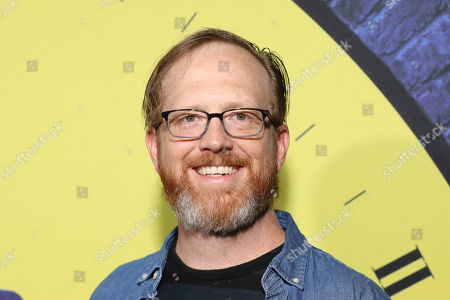 "Stock Image of Ptolemy Slocum attends the ""Watchmen"" premiere at the Cinerama Dome on in Los Angeles"