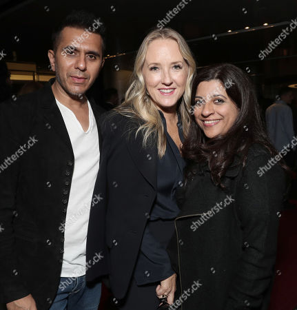 Producer Ritesh Sidhwani, Amazon Studios Head Jennifer Salke and Director Zoya Akhtar