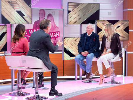 Piers Morgan, Susanna Reid, Pete Waterman and Megan McKenna