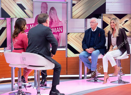 Editorial picture of 'Good Morning Britain' TV show, London, UK - 15 Oct 2019
