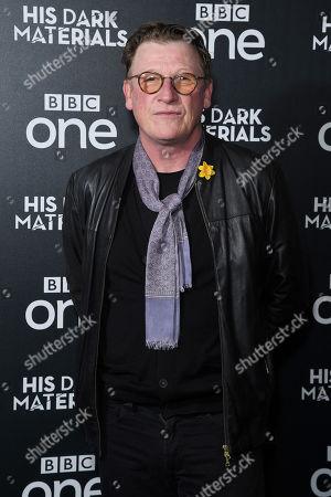Editorial photo of 'His Dark Materials' TV show premiere, London, UK - 15 Oct 2019