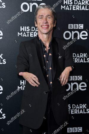 Editorial image of 'His Dark Materials' TV show premiere, London, UK - 15 Oct 2019
