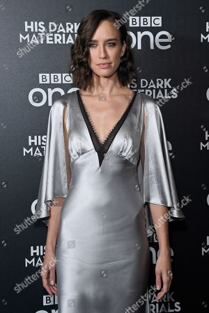 Editorial picture of 'His Dark Materials' TV show premiere, London, UK - 15 Oct 2019