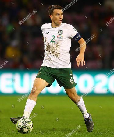 Seamus Coleman of Republic of Ireland