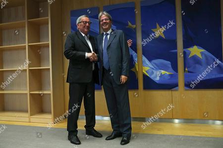 Editorial image of EU, Brussels, Belgium - 15 Oct 2019