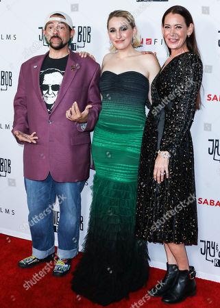 Kevin Smith, Harley Quinn Smith, Jennifer Schwalbach