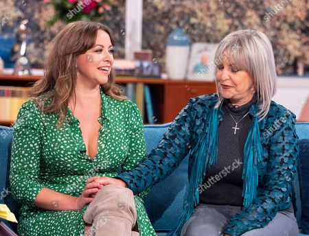 Charlotte Church and Maria Cooper