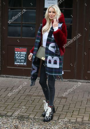 Stock Picture of Olivia Attwood