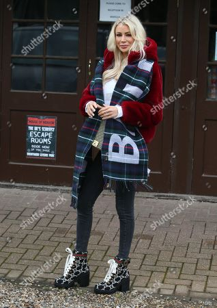 Editorial picture of 'The Only Way is Essex' TV show filming, London, UK - 15 Oct 2019