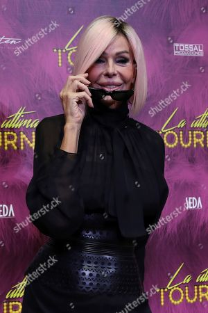 Editorial image of La Ultima Tourne in theaters in Madrid, Spain - 15 Oct 2019