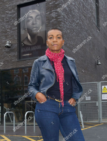 Stock Photo of Adjoa Andoh