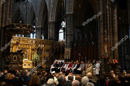 Editorial photo of 750th Anniversary of Westminster Abbey, London, UK - 15 Oct 2019
