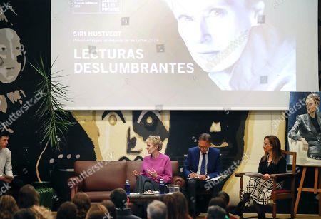 Editorial photo of 2019 Princess of Asturias Award for Literature, Oviedo, Spain - 15 Oct 2019
