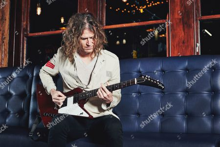 Editorial image of Dave Keuning Portrait & Rig Shoot, London - 10 Dec 2018