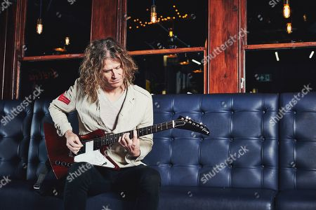 Editorial photo of Dave Keuning Portrait & Rig Shoot, London - 10 Dec 2018