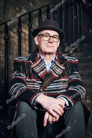 Editorial picture of David Quantick Portrait Shoot, London - 31 Jan 2019