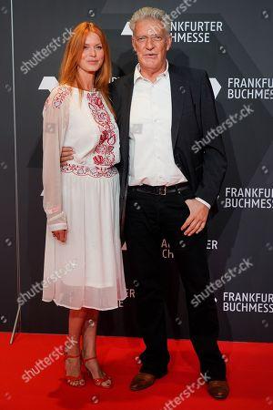 Editorial image of Frankfurt Book Fair 2019, Germany - 15 Oct 2019