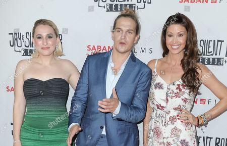 Harley Quinn Smith, Jason Mewes, Shannon Elizabeth