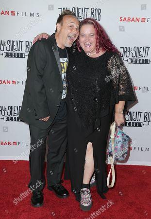 Editorial photo of 'Jay and Silent Bob Reboot' film screening, Los Angeles, USA - 14 Oct 2019