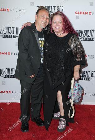 Keith Coogan, Kristen Shean