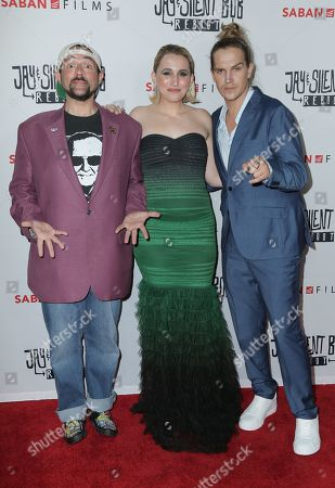 Kevin Smith, Harley Quinn, Jason Mewes