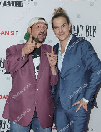 Editorial image of 'Jay and Silent Bob Reboot' film screening, Los Angeles, USA - 14 Oct 2019
