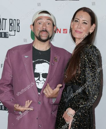 Editorial picture of 'Jay and Silent Bob Reboot' film screening, Los Angeles, USA - 14 Oct 2019