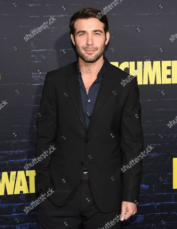 Editorial photo of 'Watchmen' TV show premiere, Arrivals, Cinerama Dome, Los Angeles, USA - 14 Oct 2019