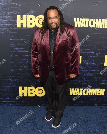 Editorial picture of 'Watchmen' TV show premiere, Arrivals, Cinerama Dome, Los Angeles, USA - 14 Oct 2019
