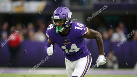 Editorial image of Vikings Football, Minneapolis, USA - 13 Oct 2019