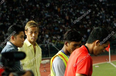 Editorial image of Iraq WCup 2022 Soccer, Phnom Penh, Cambodia - 15 Oct 2019